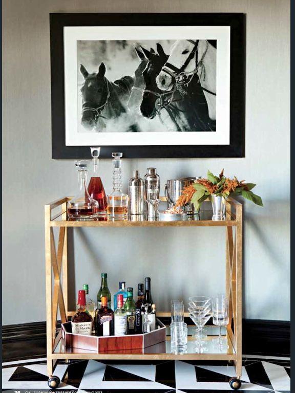 bar cart 5 | home sweet blog