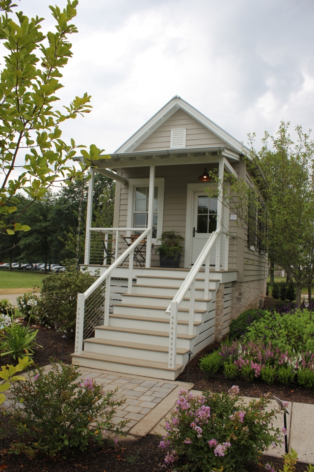 SL House Bunkie Exterior | home sweet blog