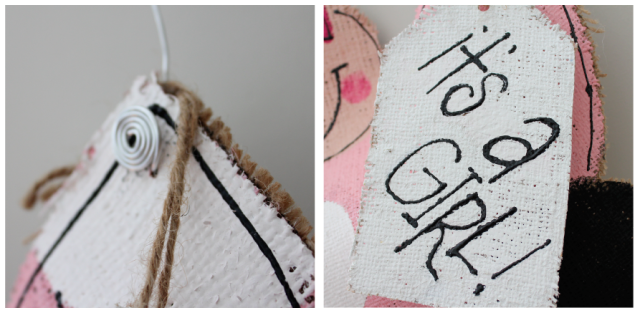burlap door hanger 4 | home sweet blog