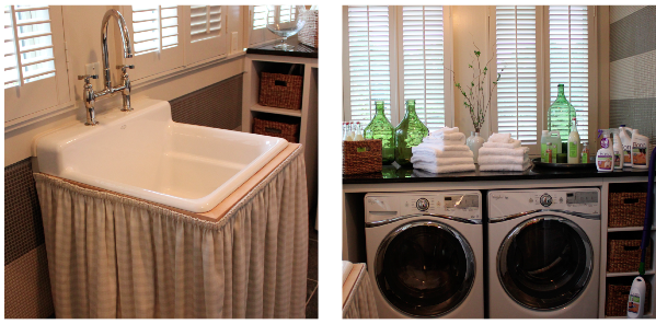 SL House Laundry Room | home sweet blog