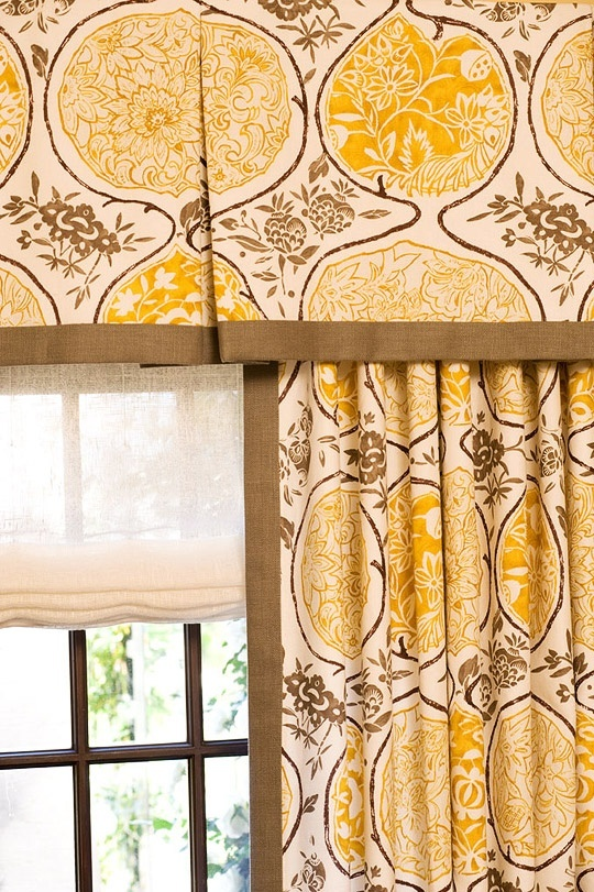 bathroom valance inspiration 2 | home sweet blog