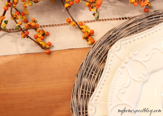 fall centerpiece 6 | home sweet blog