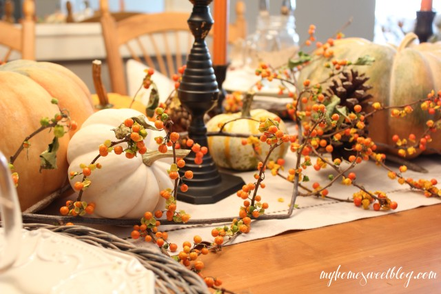 fall centerpiece 11 | home sweet blog