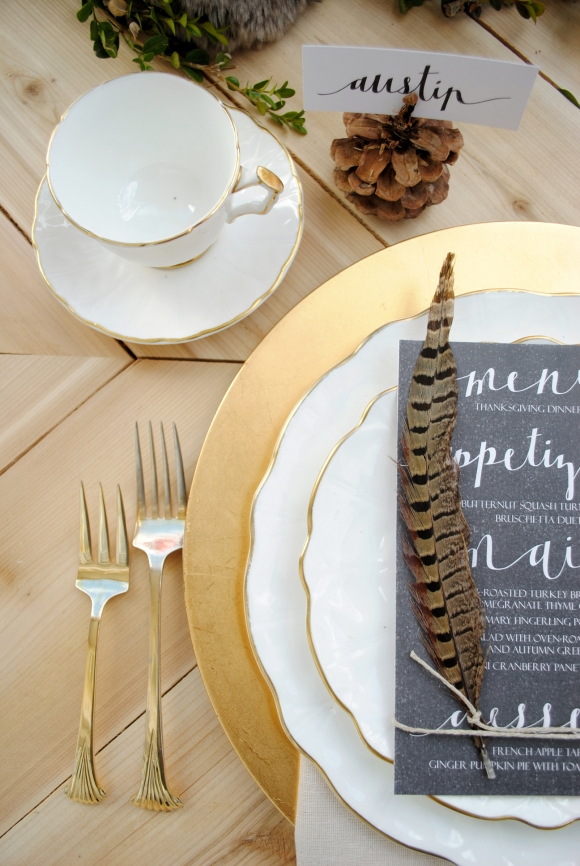 thanksgiving table 3 | home sweet blog
