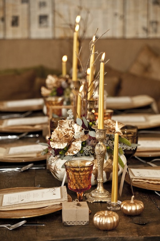 thanksgiving table | home sweet blog