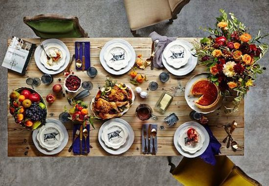 thanksgiving table 8 | home sweet blog