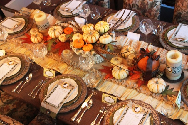 thanksgiving table 4 | home sweet blog