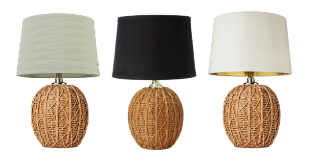 lamp shade options | home sweet blog