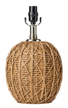 Nate Berkus lamp | home sweet blog