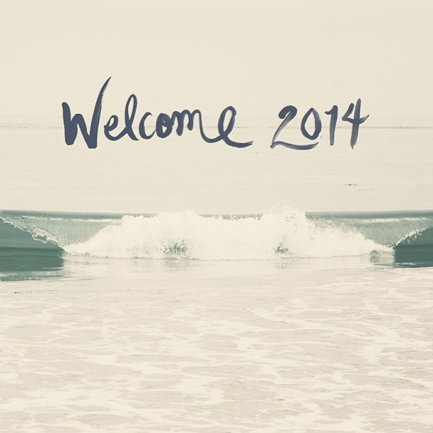 welcome 2014 | home sweet blog