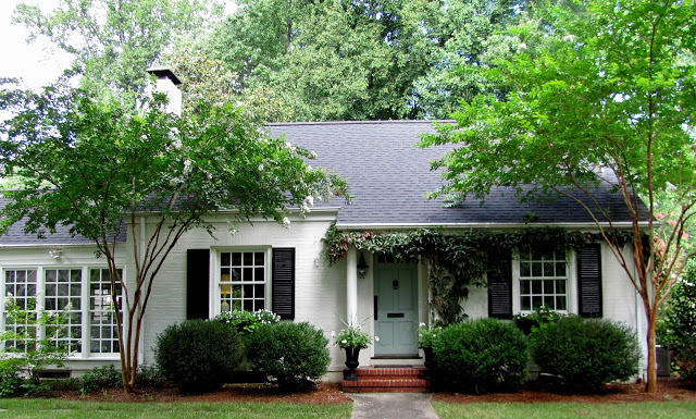 painted exterior 9 | home sweet blog